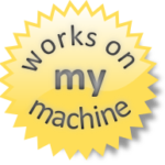 Works On My Machine Logo