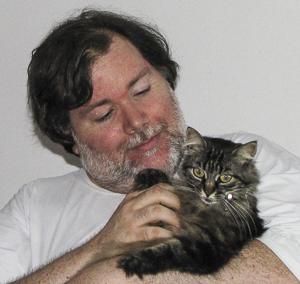 Ed eccoci i qui: gatto ed umano